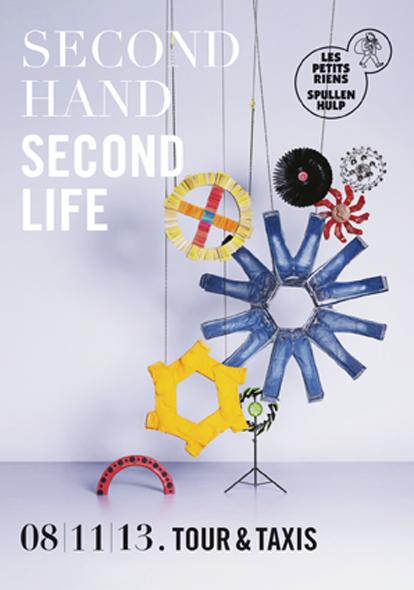 Second Hand Second Life - Defilé des Petits Riens 2013